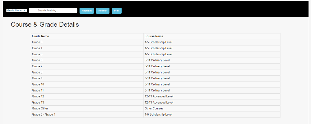 Slider Image 9 | MYSQL Report Generator | Ceylon Creations Company