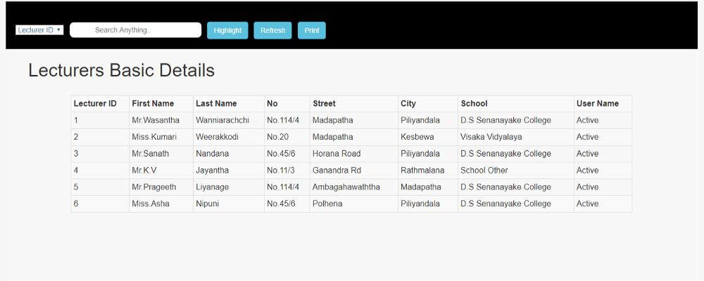 Slider Image 2 |MYSQL Report Generator | Ceylon Creations Company
