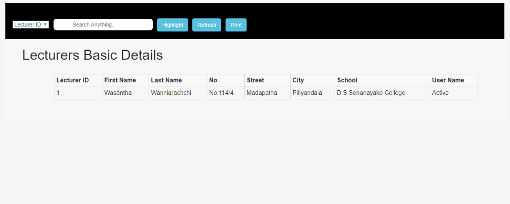 Slider Image 1 | MYSQL Report Generator | Ceylon Creations Company